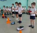 Воспитанники тульского детсада соревновались в гонках на радиоуправляемых машинках