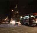 В рождественскую ночь транспорт в городе будет ходить до 4 утра