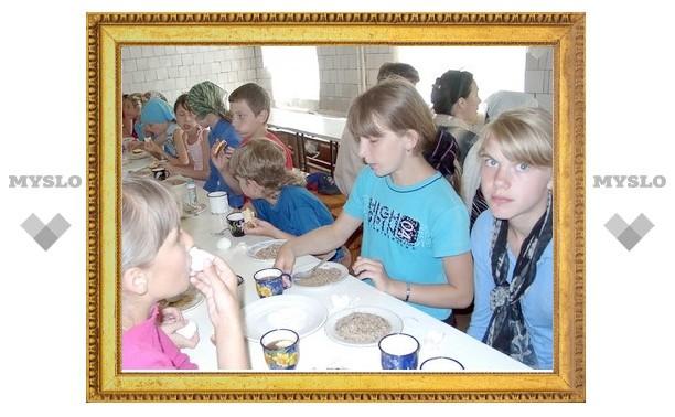 Несмотря на отсутствие столовой, лагерь «Керамик» в Туле будет принимать детей
