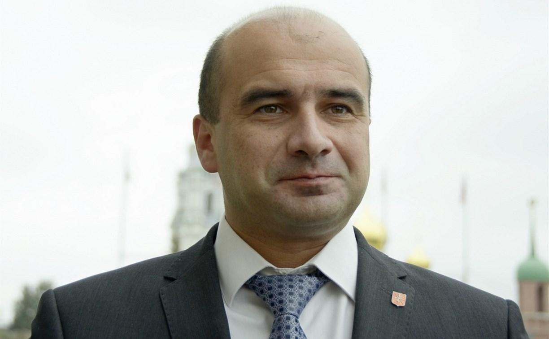 В субботу дежурным по Туле назначен Роман Мурзин