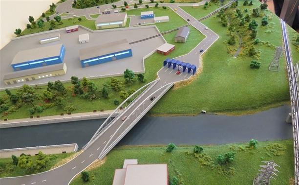 Платный мост построят в Туле в 2016 году