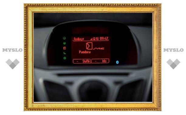 """""""Тойоты"""" оснастят мультимедийными системами на базе Windows"""