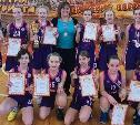Тульские баскетболистки завоевали серебряные медали на первенстве ЦФО