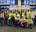 Участники DIY-квеста узнали, как сделать ремонт экономно