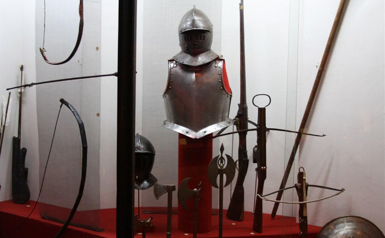 Тулякам покажут оружие европейских королей