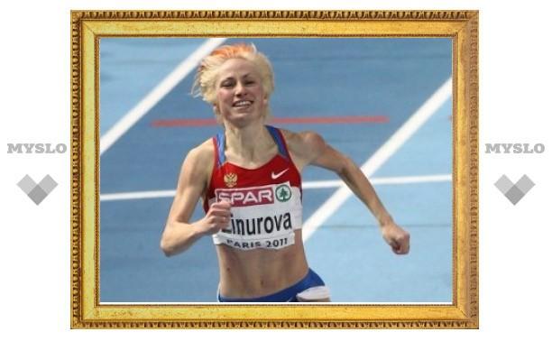 Три российские легкоатлетки получили дисквалификации