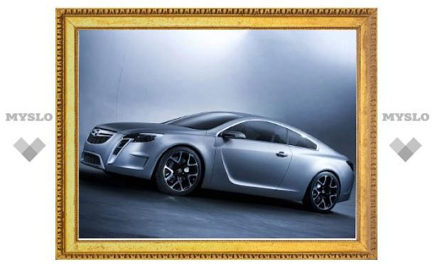 Преемник купе Opel Calibra появится в 2013 году