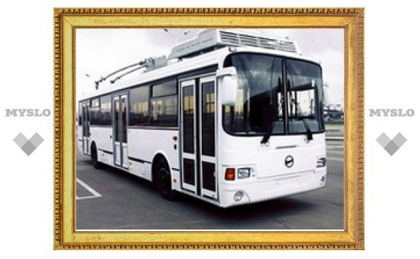 Для Тулы закупят 70 троллейбусов и автобусов