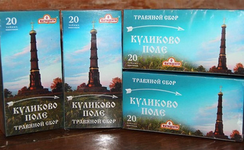 Музей-заповедник «Куликово поле» начал выпускать собственный чай