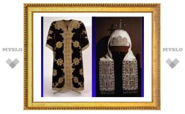 В Москве покажут сокровища русских патриархов