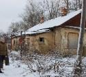 В Тульской области из-за аварийного состояния дома женщины живут... в магазине
