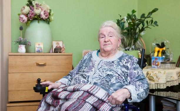 В Туле пенсионерка восемь лет не может выйти из дома из-за отсутствия пандуса