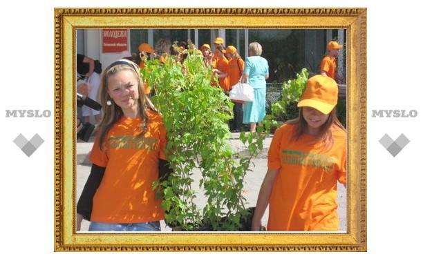 Тульские школьники смогут заработать летом 2012 года