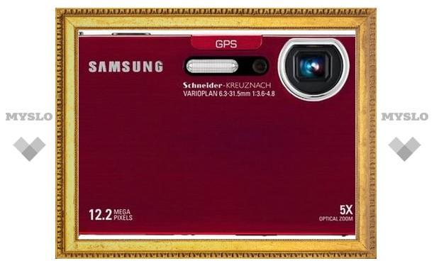 Samsung представила новый интернет - ориентированный фотоаппарат