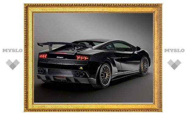 Производитель часов поучаствовал в разработке спецверсии Lamborghini Gallardo