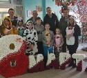 Тульские десантники поздравили детей-сирот с 23 Февраля и 8 Марта
