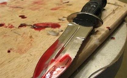В Ефремове женщина ударила ножом сожителя