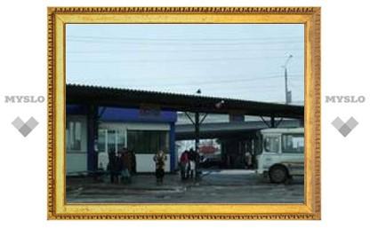 В Туле на автостанции глумятся над пассажирами!