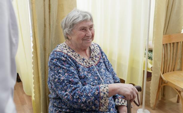 В Тульской области отменен режим обязательной самоизоляции для пенсионеров