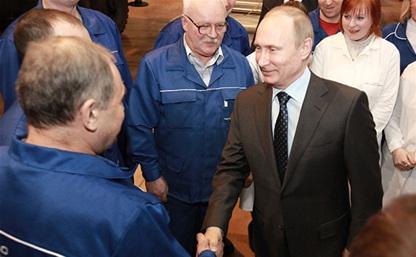 Визит Путина в Тулу: взгляд федеральных СМИ