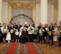 Десяти многодетным матерям Тульской области вручили почётный знак «Материнская слава»