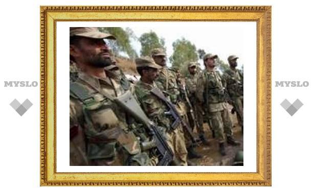 В боестолкновениях военных и боевиков в Пакистане погибли 48 человек