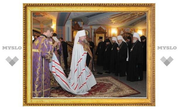 Председатель ОВЦС принял участие в заседании комиссии Межсоборного присутствия Русской Православной Церкви по вопросам противодействия церковным расколам и их преодоления