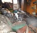 Пожар на ул. Маршала Жукова: пенсионер поджег квартиру внучки