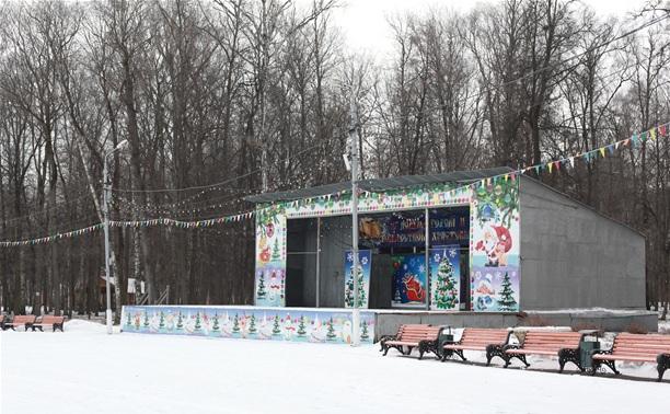 Эстраду в Центральном парке полностью реконструируют