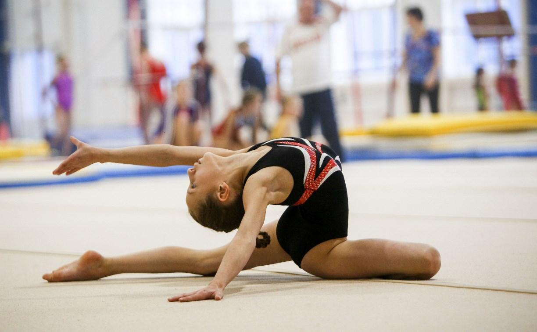 Тула приняла Всероссийский турнир по спортивной гимнастике