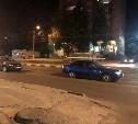 На улице Металлургов в Туле пьяный водитель устроил ДТП