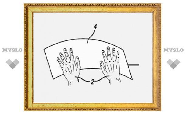 Apple научилась отличать палец от ладони