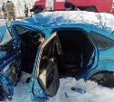 В Рязанской области в ДТП с участием водителя из Тулы пострадали четыре человека