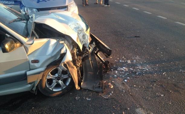 В аварии на М2 пострадали два ребенка