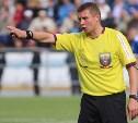 Матч «Шинник» – «Арсенал» будет судить Владимир Сельдяков
