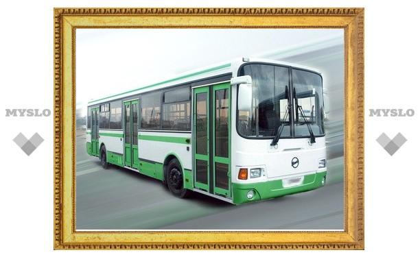 Автобусы в Туле изменят маршруты