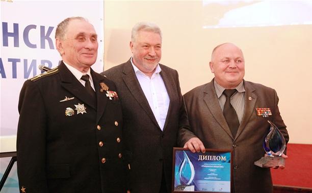 Самым активным тулякам вручили премию «Гражданская инициатива»