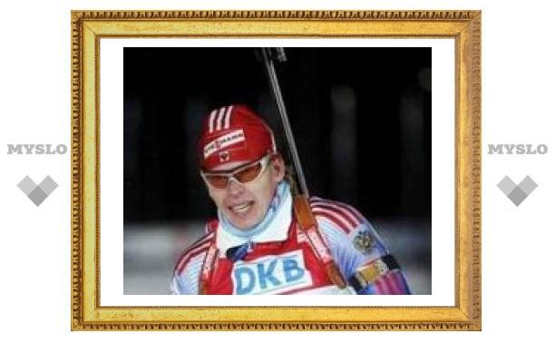 Кубок мира по биатлону: у россиян золото в гонке преследования
