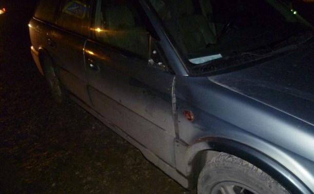 Водитель «Субару» сбил 55-летнюю женщину