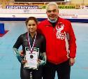 Юная тулячка завоевала четыре медали на Всероссийских соревнованиях по конькобежному спорту