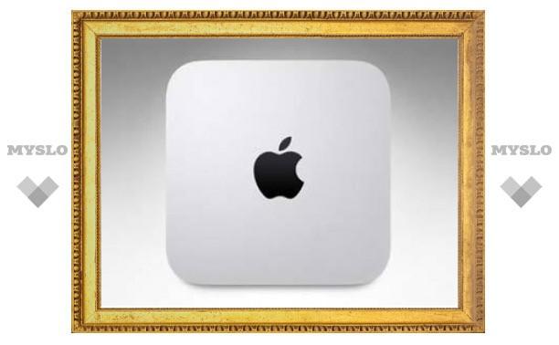 Apple обновила компьютер Mac mini