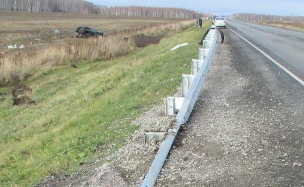 В Тульской области в ДТП погибла автоледи