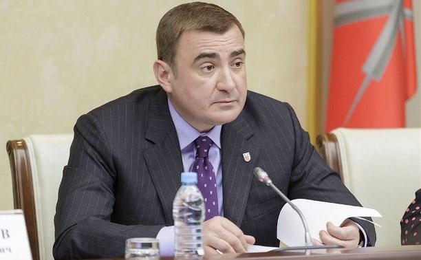 Алексей Дюмин поручил найти виновника коммунальной аварии в Туле