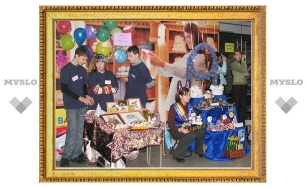 В Туле пройдет новогодняя ярмарка школьных компаний
