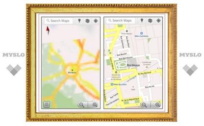 Google научил мобильные карты работать без интернета