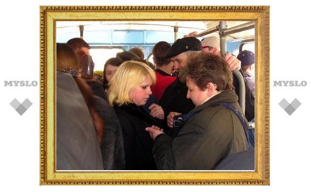 В Туле подорожает проезд в городском транспорте