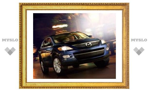 В России самая дорогая версия Mazda CX-9 будет стоить 1 582 000 рублей