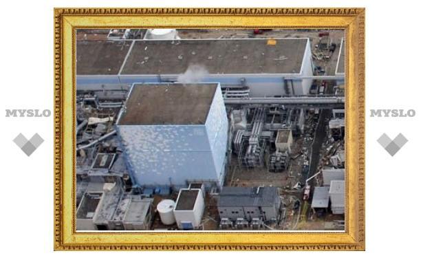 Персонал двух АЭС в Фукусиме эвакуируют из-за нового землетрясения