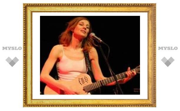 В Туле пройдет концерт Ольги Арефьевой