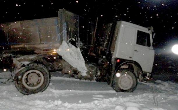 В ночном ДТП пострадали 6 человек